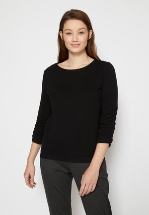 Sweatshirt - deep black