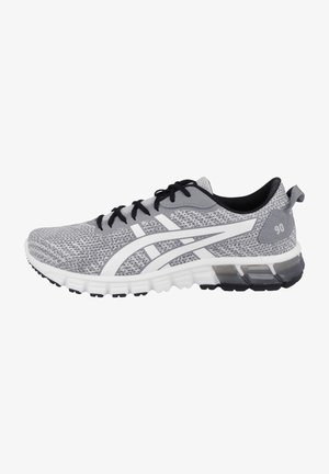 Stabilty running shoes - piedmont grey-white
