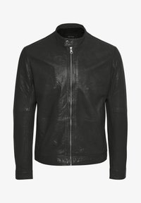 Matinique - Leren jas - black - 4