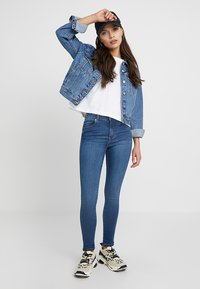 Dr.Denim Petite - VIVA - Denim jacket - city blue - 1