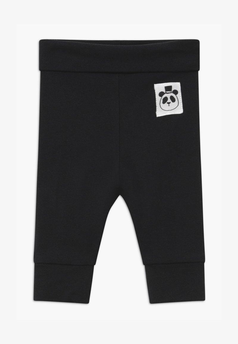 Mini Rodini - BABY BASIC - Leggings - black