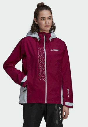 W GTX PACLITE J - Training jacket - burgundy