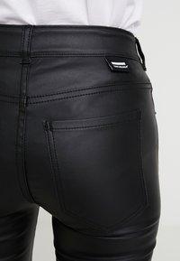 Dr.Denim Petite - PLENTY - Jeans Skinny Fit - black metal - 3