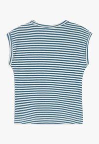 Smitten Organic - TEE CAP SLEEVE BABY ZGREEN - Print T-shirt - bamboo fresh - 1