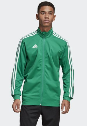 TIRO 19 CLIMALITE TRACKSUIT - Training jacket - green