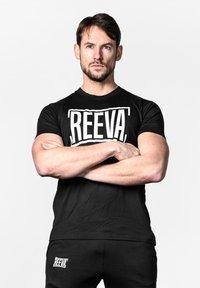 Reeva - T-shirt print - black - 3