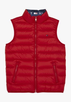 LIGHT - Bodywarmer - red