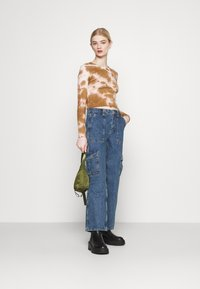 BDG Urban Outfitters - SKATE JEAN - Jeans relaxed fit - mid vintage - 1