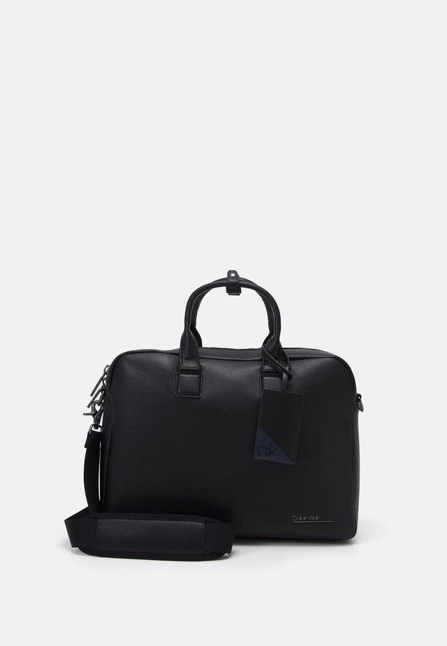 LAPTOP BAG UNISEX - Mallette - black