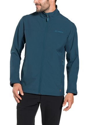 HURRICANE - Soft shell jacket - baltic sea