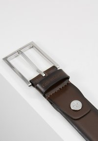 Calvin Klein - BOMBED BELT - Belt - brown - 3
