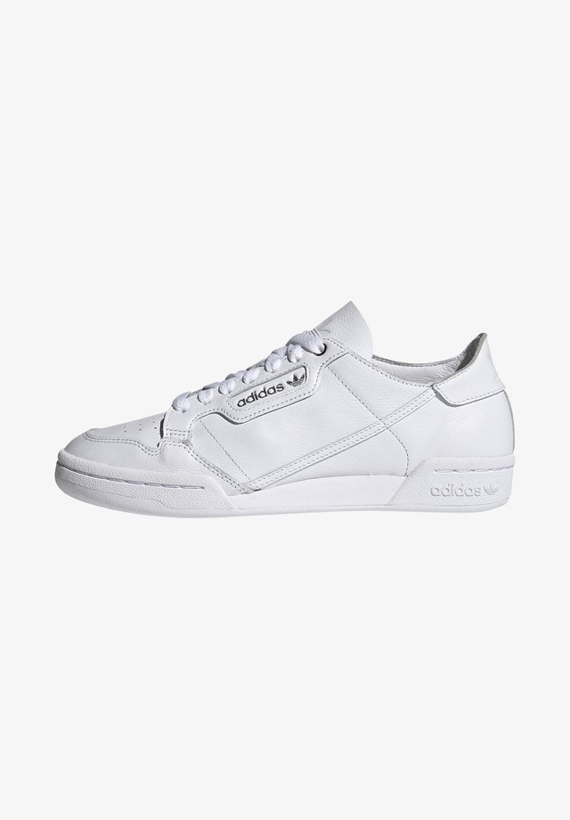 CONTINENTAL 80 RECON  - Trainers - footwear white/silver metallic
