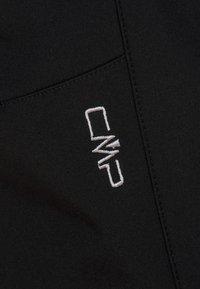 CMP - Outdoorové kalhoty - black - 2