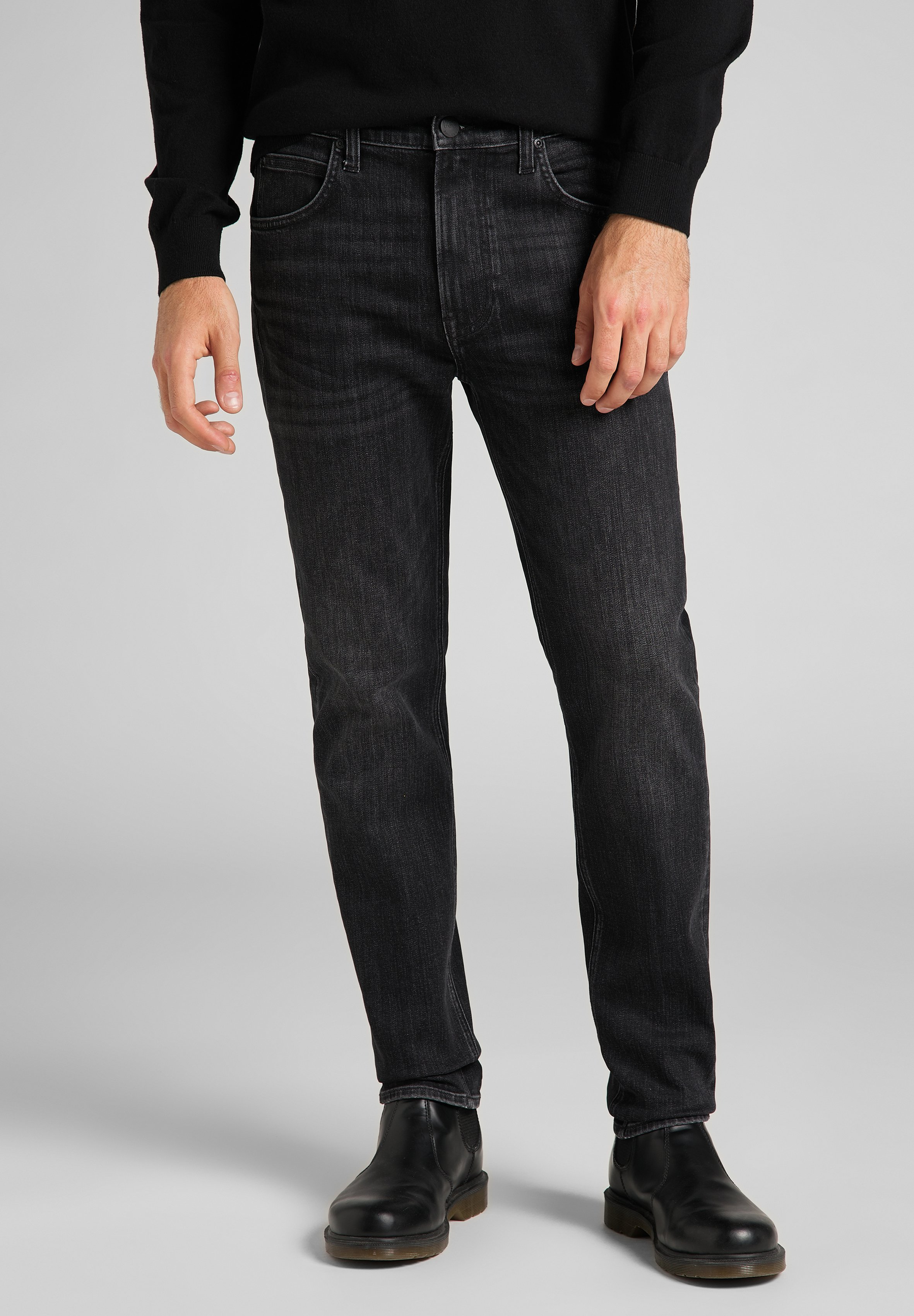 Uomo AUSTIN - Jeans Tapered Fit