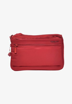 SALLY - Across body bag - red
