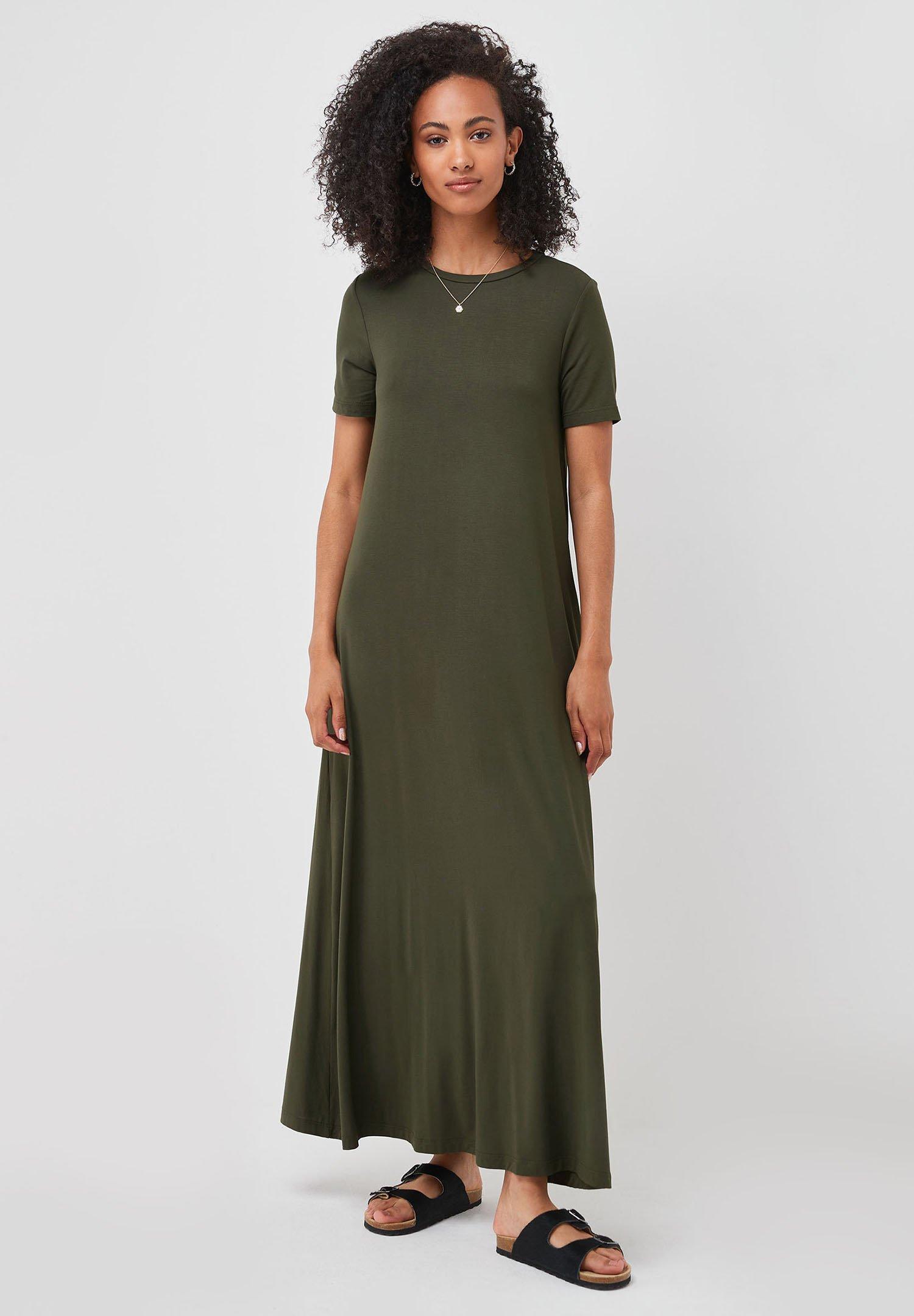 Mujer COLUMN - Vestido largo