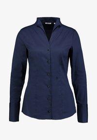 Seidensticker - Button-down blouse - dark blue - 4