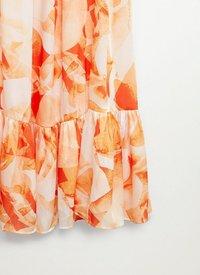 Mango - Day dress - orange - 6