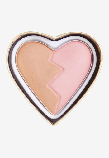 I HEART REVOLUTION HEARTBREAKERS MATTE BLUSH - Blusher - creative