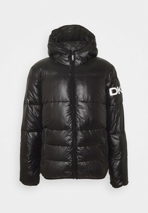 PACKABLE AND PUFFERS - Winter jacket - black