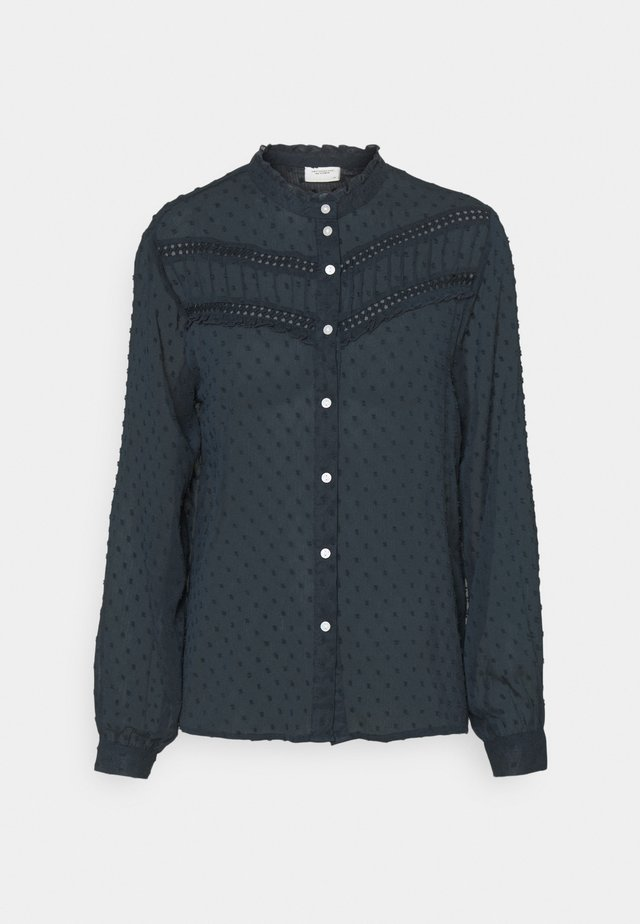 JDYEMILIA - Button-down blouse - sky captain