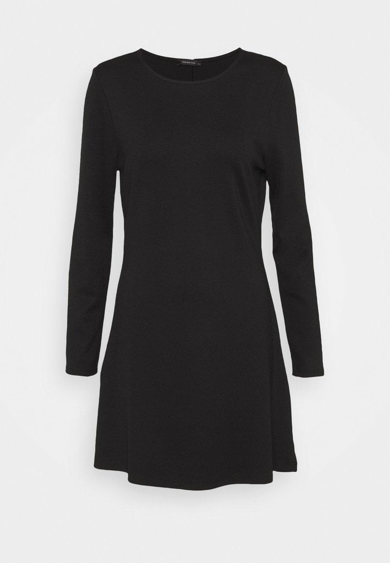 Trendyol - Jersey dress - black