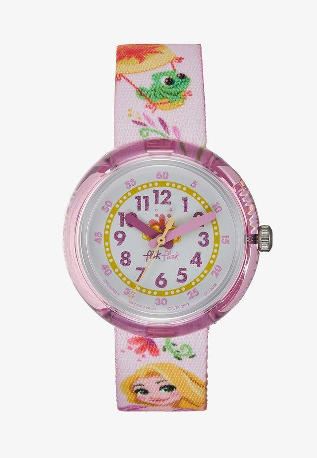 DISNEY RAPUNZEL - Watch - pink