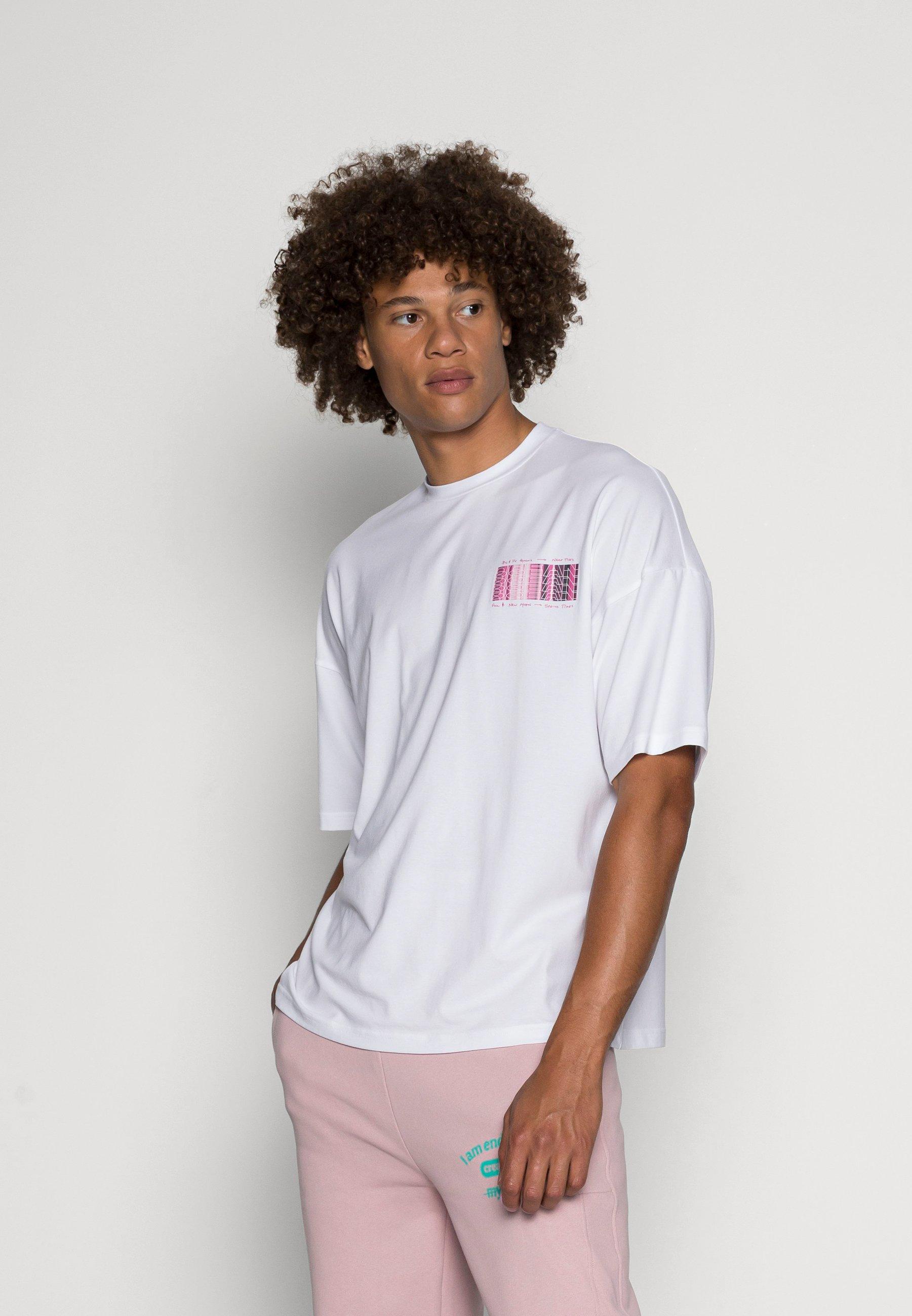 Herren OCEAN OVERSIZED - T-Shirt print