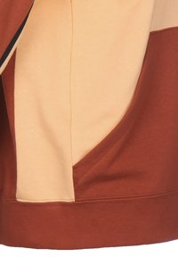 Nike Sportswear - Zip-up hoodie - firewood orange / orange chalk / white - 2