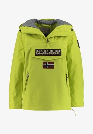 RAINFOREST W PKT - Windbreaker - green