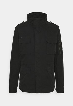 CLASSIC ROOKIE  - Summer jacket - washed black