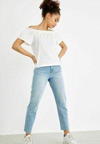 LMTD - Blouse - bright white - 4