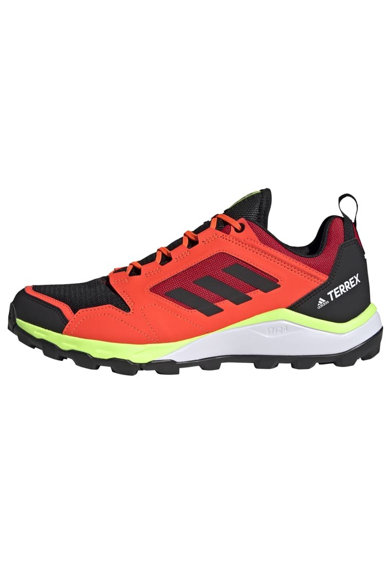 adidas Performance - TERREX AGRAVIC TRAIL RUNNING SHOES - Løbesko trail - black