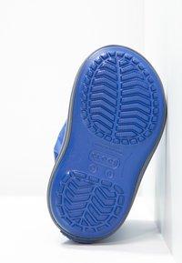 Crocs - Boots - cerulean blue/light grey - 4