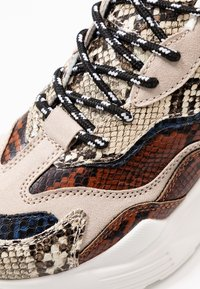 Topshop - CANCUN CHUNKY TRAINER - Sneakers - multicolor - 2