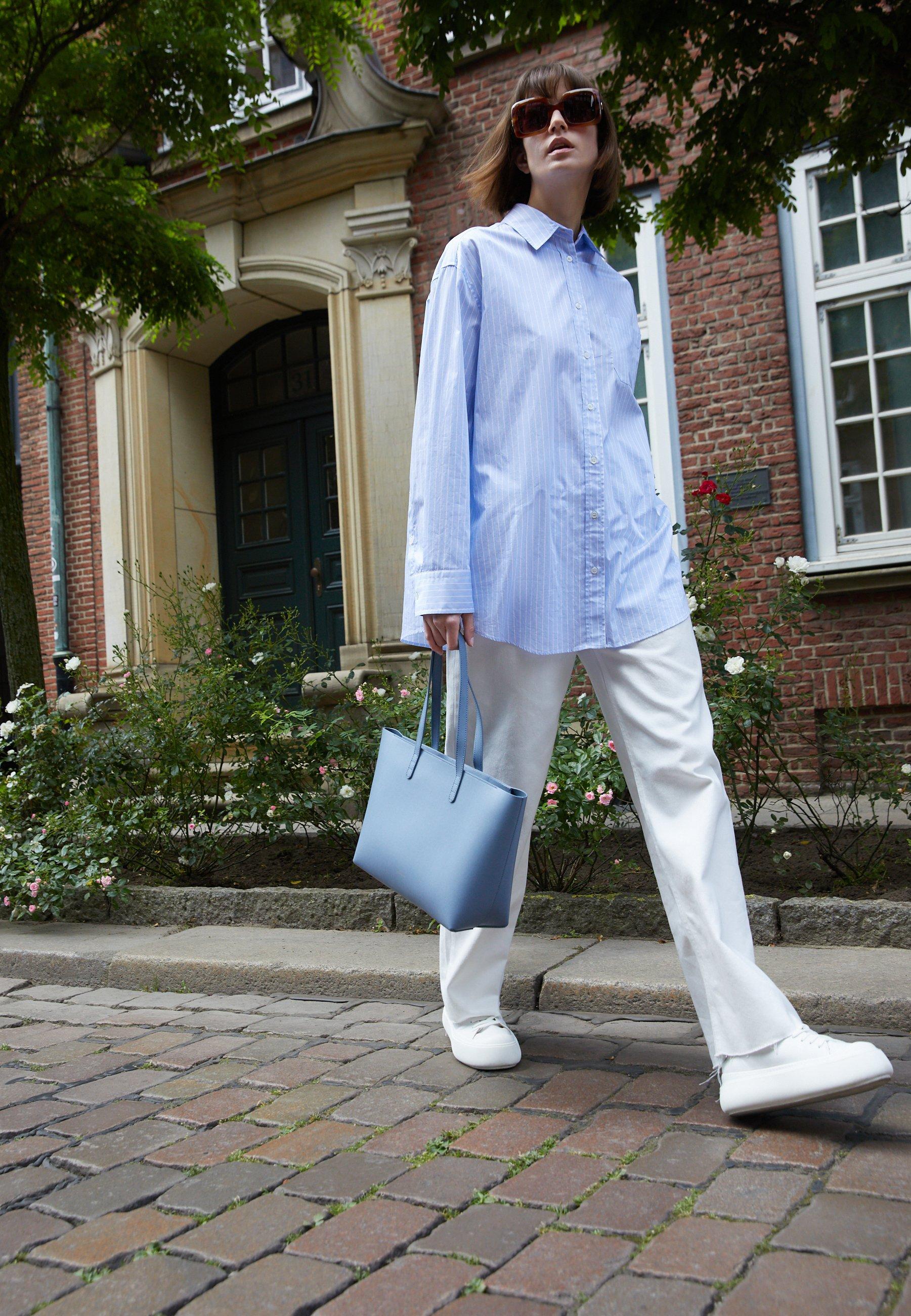 Women SMALL ZIP TOTE - Tote bag
