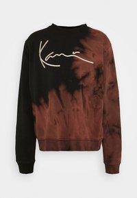 Karl Kani - Sweatshirt - black - 0