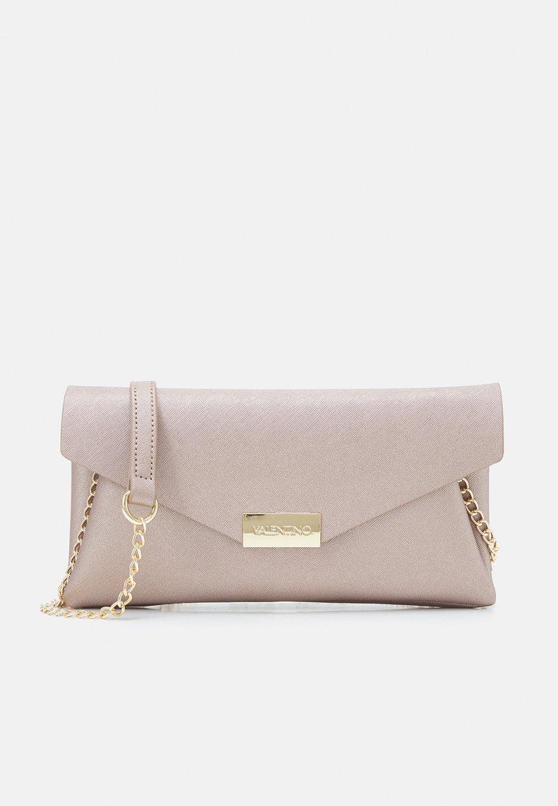 Valentino Bags - ARPIE - Across body bag - oro rosa