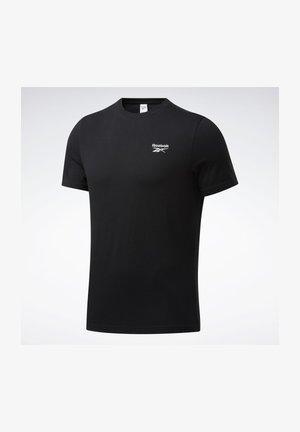 CLASSICS SMALL VECTOR T-SHIRT - Print T-shirt - black