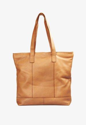 LUNA - Tote bag - cognac