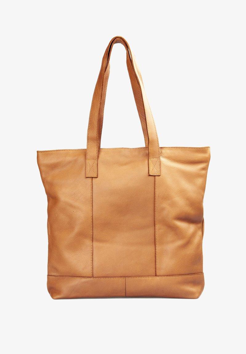 TREATS - LUNA - Tote bag - cognac