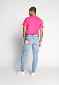 Tommy Jeans - DAD JEAN - Straight leg jeans - light-blue denim - 2