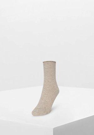 Socks - beige