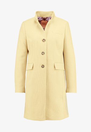 PIQUET - Short coat - yellow