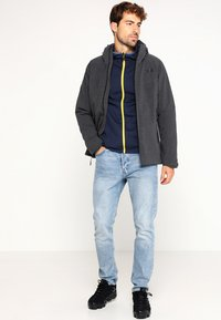 The North Face - THERM - Veste Hardshell - dark grey - 1