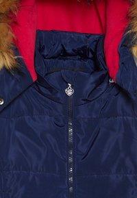 Lemon Beret - SMALL GIRLS JACKET - Zimní bunda - navy blazer - 5