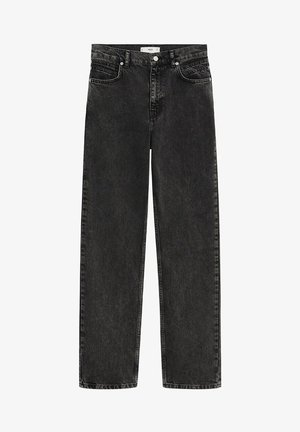 URBANITA - Jean droit - open grey