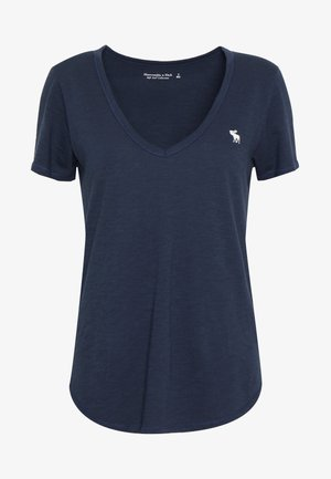 SOFT ICON TEE - T-shirts - navy