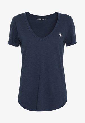 SOFT ICON TEE - Basic T-shirt - navy