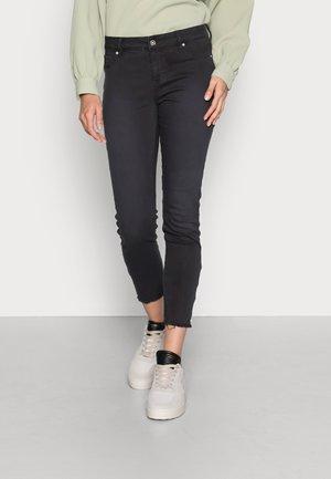 ZIPPER - Jeans Skinny Fit - schwarz